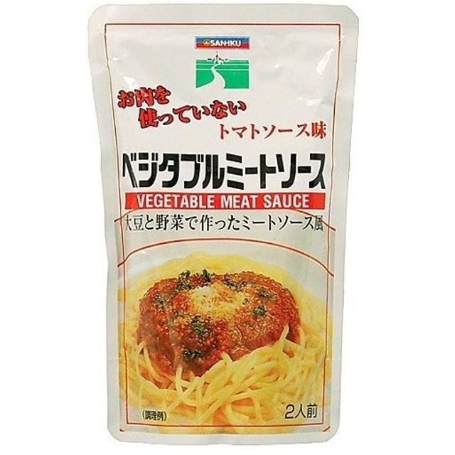 三育フーズ ベジタブルミートソース(180g)