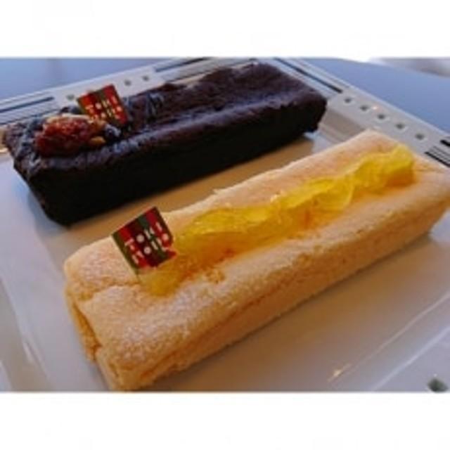 ガトーショコラとチーズケーキ のセット