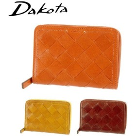 ダコタ Dakota 二つ折り財布 折財布 テッセレ レディース 36240