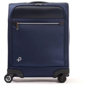 ギャレリア プロテカ スーツケース PROTeCA 機内持ち込み マックスパス ソフト MAXPASS SOFT 2 23L 1泊 エース ACE 12831 ユニセックス ネイビー F 【GALLERIA】