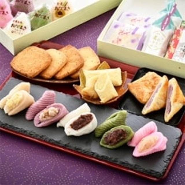 能登名物「おだまき」と焼菓子のセット