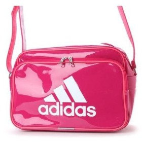 アディダス adidas エナメルバッグ エナメルバッグS DM8762 581 (ピンク)
