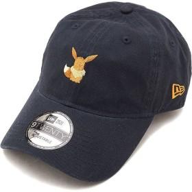 ニューエラ キャップ NEWERA ポケモン イーブイ 9TWENTY SILHOUETTE EIEVUI アジャスタブル 帽子 メンズ レディース ネイビー  11876742 FW18