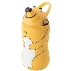 サーモマグ アニマルボトル 380ml Animal bottle AM18-38 水筒 ストロー 動物