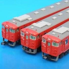 【Nゲージ鉄道模型】 キハ40-700番台+1700番台 復活国鉄色タイプ 3両セット