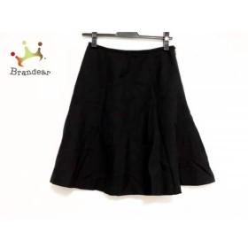 ヨークランド YORKLAND スカート サイズ9AR S レディース 美品 黒       スペシャル特価 20190614