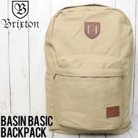 BRIXTON ブリクストン BASIN BASIC BACKPACK バックパック 05227 LTKHK