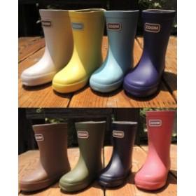 ZOOM(ズーム) RAIN BOOTS レインブーツ 長靴 (13-22)    防寒
