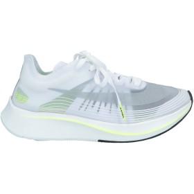 《期間限定 セール開催中》NIKE レディース スニーカー&テニスシューズ(ローカット) ホワイト 5 紡績繊維