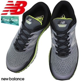 ニューバランス FRESH FOAM 1080M GY8 グレー/イエロー Dラスト メンズ スニーカー 紐靴 newbalance 1024779