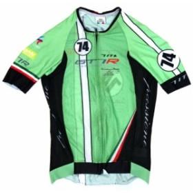 【超現品特価】セブンイタリア GT-7RR Climber's Jersey グリーン 【自転車】【ウェア】