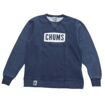 チャムス(CHUMS) チャムスロゴクルートップインディゴ CH00-1154 Indigo (Men's)