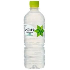 い・ろ・は・す 天然水 555mlPET×24本