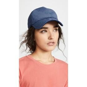 ラグアンドボーン 帽子 ハット キャップ レディース【Rag & Bone Marilyn Baseball Cap】Blue Multi