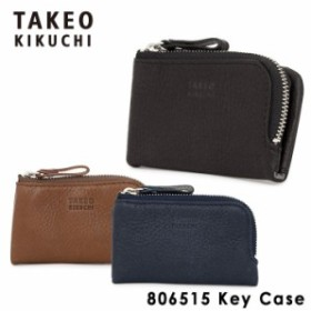タケオキクチ TAKEO KIKUCHI キーケース 806515 ロビンシリーズ メンズ レザー [PO5]