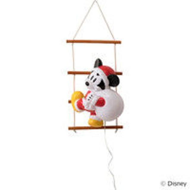 タカショー ブローライト はしごミッキーマウス 1pc TD-3D30LGT (直送品)