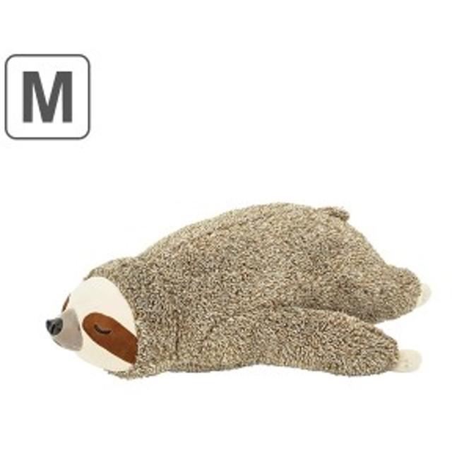 抱き枕 ぬいぐるみ フラッフィーアニマルズ 寝そべり抱きまくらM ノンノン ( 抱きまくら 枕 まくら クッション 動物 アニマル 洗える 洗