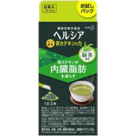 花王 ヘルシア 茶カテキンの力 緑茶風味 1箱(6本入)