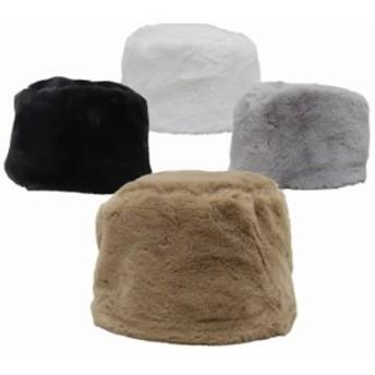 ロシア帽 メンズ レディース 帽子 防寒 冬 フェイクファー 全国送料無料 ネコポス発送限定