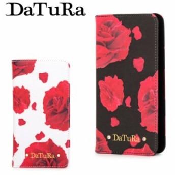 ダチュラ 全機種対応 スマホケース DTR-4308 iPhone Xperia Galaxy カバー DaTuRa レディース