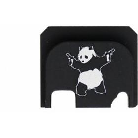 Guns Modify 6061アルミカバープレート SAI Panda刻印Ver. GMブローバックハウジング対応
