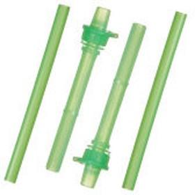 munchkin(マンチキン) クリック・ストローボトル用替えストロー 2個セット グリーン ダッドウェイ(DADWAY)