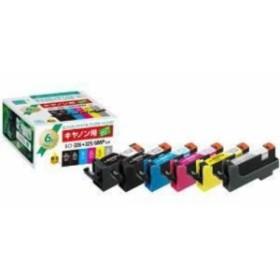 互換インクカートリッジBCI-325PGBK、BCI-326シリーズ互換 6本パック  ECI-C325 3266P/BOXBCI-326 325/6MP