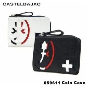 カステルバジャック コインケース パンセ メンズ 059611 CASTELBAJAC 財布 小銭入れ