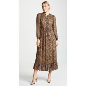シー ドレス デイドレス レディース【Sea Lottie Midi Dress】Natural