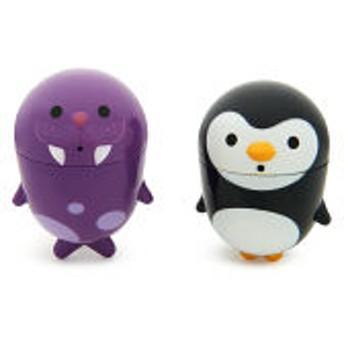 munchkin(マンチキン) 水でっぽうフレンズ ペンギン&セイウチ 2個セット ダッドウェイ(DADWAY)