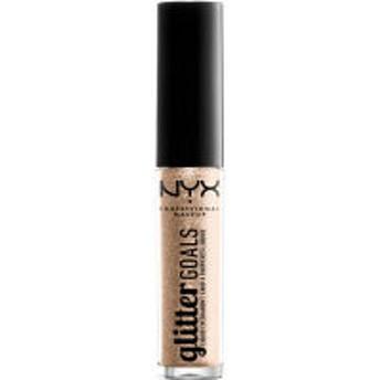 NYX Professional Makeup(ニックス) グリッター ゴールズ リキッド アイシャドウ カラー・ポリッシュト ピンナップ