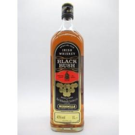 [古酒] ブッシュミルズ ブラックブッシュ 43度 1000ml [I-BLB-285]