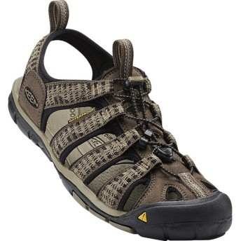 30%OFF vic2セール キーン KEEN Mens Clearwater CNX Canteen/Brindle クリアウォーターCNX サンダル メンズ