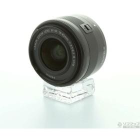 〔中古〕キヤノン(Canon) EF-M 15-45mm F3.5-6.3 IS STM (グラファイト)