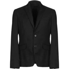 《期間限定 セール開催中》BAD SPIRIT メンズ テーラードジャケット ブラック 48 コットン 100%