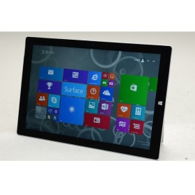 [中古] Microsoft Surface Pro 3 MQ2-00017 シルバー