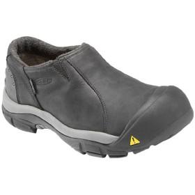 キーン KEEN Mens Brixen Low Black/Gargoyle ブリクセンロー メンズ シューズ shoes