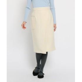 AG by aquagirl / エージー バイ アクアガール 【WEB限定プライス】【Lサイズあり】ループヤーンタイトスカート