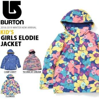 スノーボードウェア バートン BURTON Girls Elodie Jacket キッズ 子供 ジュニア 女の子 ガールズ ジャケット スノボ スキー 30%off