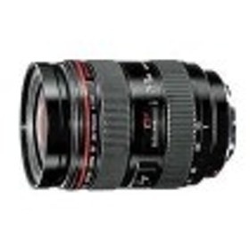 キャノン Canon EF 28-70mm F2.8 L フード付 中古 良品