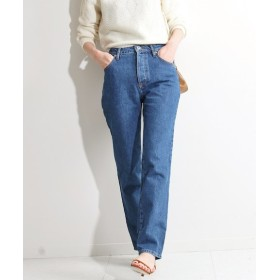IENA ROUJE Straight denim PIGALLE◆ ブルー A 38