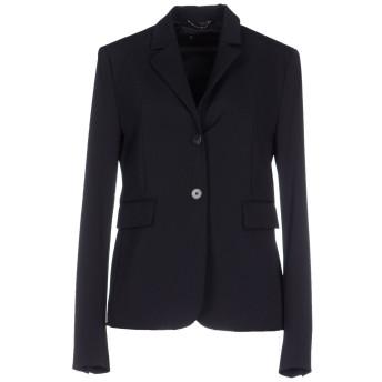 《セール開催中》STRENESSE レディース テーラードジャケット ブラック 38 PA 92% / ポリウレタン 8%