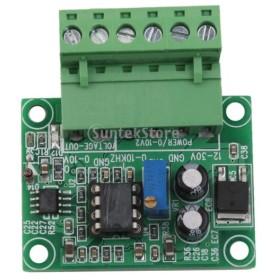 アナログモジュールに変換デジタル0-10v5vする周波数 - 電圧0-10khz