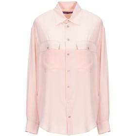 《期間限定 セール開催中》RALPH LAUREN COLLECTION レディース シャツ ピンク 6 シルク 100%