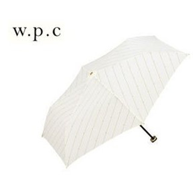 Wpc. ワールドパーティー 折りたたみ傘 手開き 星チェーン 50cm 275-117
