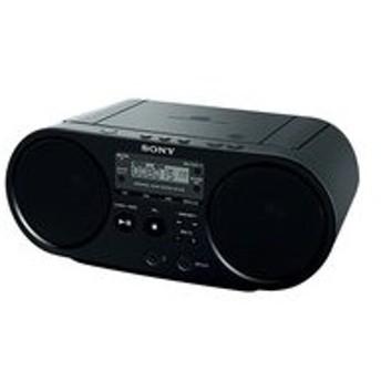 SONY CDラジオ ZSS40-BC ソニー