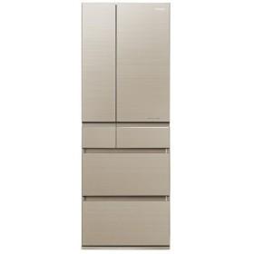 PANASONIC NR-F504HPX-N マチュアゴールド HPXタイプ 冷蔵庫 (500L・フレンチドア)