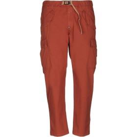 《期間限定セール開催中!》WHITE SAND 88 メンズ パンツ 赤茶色 48 コットン 97% / ポリウレタン 3%