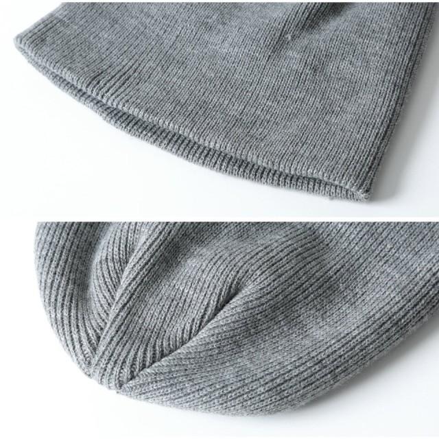 ニット帽 - JIGGYS SHOP ◆ミニリブニット帽◆
