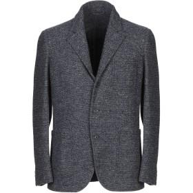 《期間限定 セール開催中》ALTEA メンズ テーラードジャケット ダークブルー 48 バージンウール 80% / ポリエステル 20%
